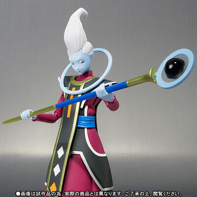 Bandai S.H. Figuarts Whis Dragon Ball Z IN STOCK USA