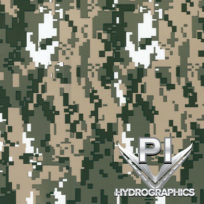 Hydrographics Film Hydro Dipping Water Transfer Printing Digital Camo Mc841