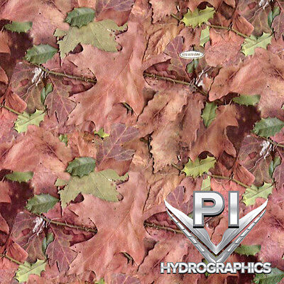 Hydrographic Film Hydro Dipping Water Transfer Printing Real Leaf Camo Rc5103