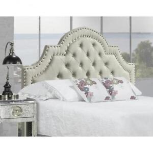 Queen/Full Santigo Headboard on Sale (BD-1859)