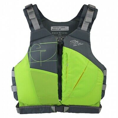 Aqualung Escape youth PFD life jacket (green) size SMALL