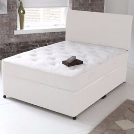 Brand New Beds And Mattresses At Warehouse Prices !!