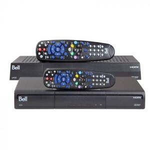 Bell and Rogers HD DVR PVR Receiver Repairs - Best Deals @ $20!