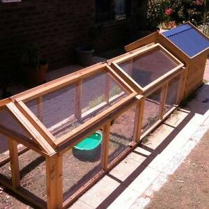 Quality WA made Chicken Coops.  Eat fresh eggs every morning. Greenwood Joondalup Area Preview