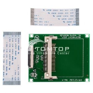 CF-to-Zif-1-8-inch-HDD-SSD-Hard-Drive-IDE-Adapter-50-Pin-Compact-Flash-Socket