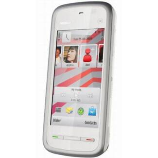 NOKIA 5230 TOUCHSCREEN MOBILE PHONE (Telstra)