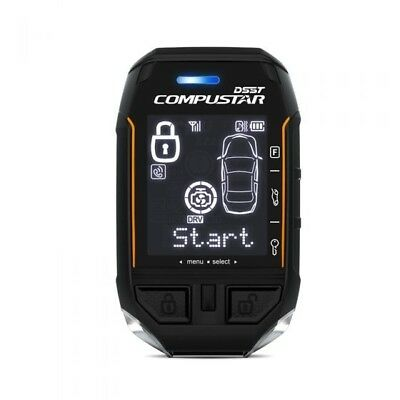 Compustar 2WT11-SS 2 Way Replacement DSS Remote 3 mile Range