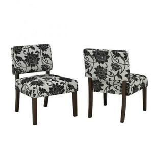Printed Accent Chair on big Sale (BD-1900)