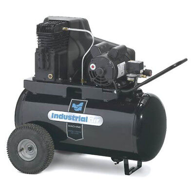 Industrial Air 1.9 Hp 20 Gallon Electric Air Compressor Ipa1882054 New