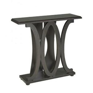 Wooden console table (BD-1897)