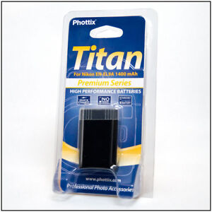 EN-EL9a battery for Nikon D40/D40x/D60/D3000/D5000