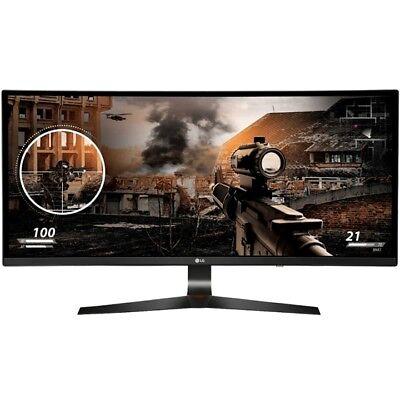 LG 34UC79G-B 86,4 cm (34 Zoll) Curved Gaming-Monitor UltraWide IPS Display