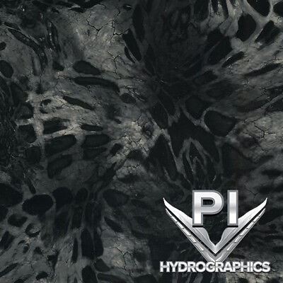 Hydrographic Film Hydro Dipping Water Transfer Printing Prym1 Black Out Rc411
