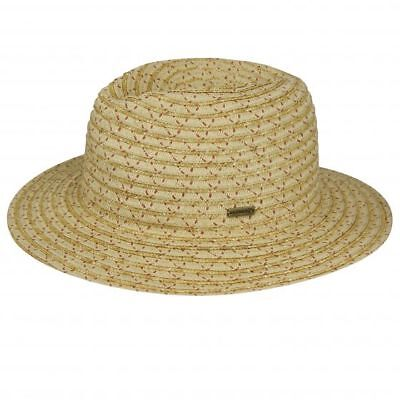 KANGOL-Osage Braid  Davis Trilby-Paper/Wheat Straw-2 Colors-S/M/L-NWT - Kangol Straw Braid