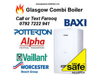 🔥 Central heating system, Combi boiler, Worcester, Vaillant, Baxi, Alpha boilers supply & fit 🔥