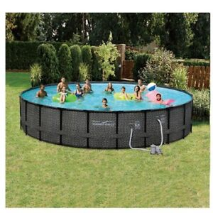 22ft Summer Waves Pool - Brand New
