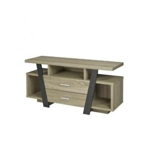 Versatile Brown wooden TV Stand (BD-1919)