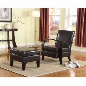Living Room Chair & Ottoman ARV Furniture Mississauga