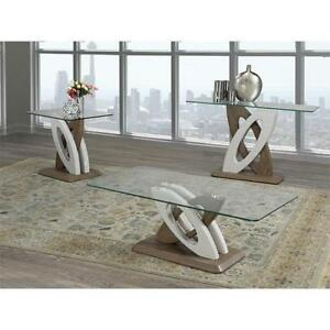 COFFEE TABLE LIVING ROOM - MISSISSAUGA COFFEE TABLE SALE- GREAT DEALS (BD-53)