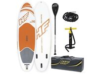 Bestway Hydro-Force Aqua Journey Inflatable Stand Up Paddle Board - 9ft - SOLD