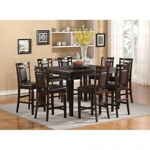 ***SUMMER SPECIAL*** 9PC PUB TABLE FOR SALE AT FACTORY PRICES