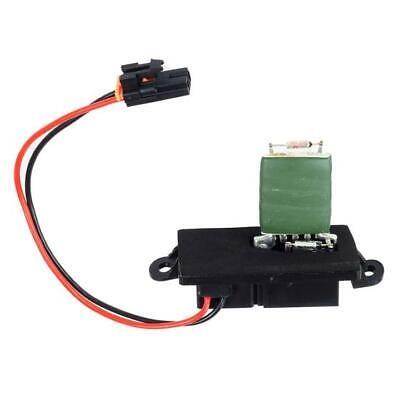A/C Heater Blower Motor Resistor 89019089 1581087 RU371 For Cadillac GMC 99-07