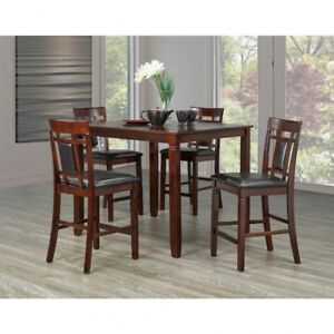 5 Pc Kitchen Table (Pub Style) Set ***BRAND NEW***