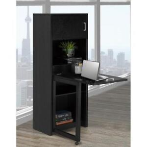 Bookcase with Foldable Desk(BD-1906)