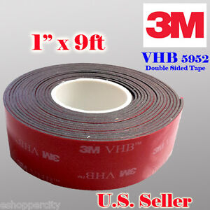Double Sided Mounting Tape Ebay