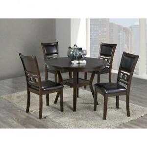 ROUND DINING TABLE -BRAND NEW DINING COLLECTION AT KITCHEN AND COUCH (BD-1168)