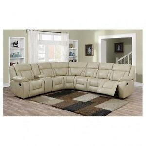 LEATHER SECTIONALS SOFA SETS ON SALE (AD 645)