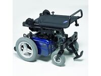 Selling this invacare fox electric wheelchair in near new condition