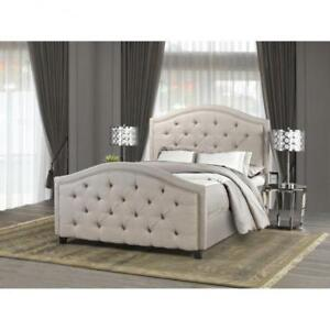 Queen Bed Frame on Sale (BR37)