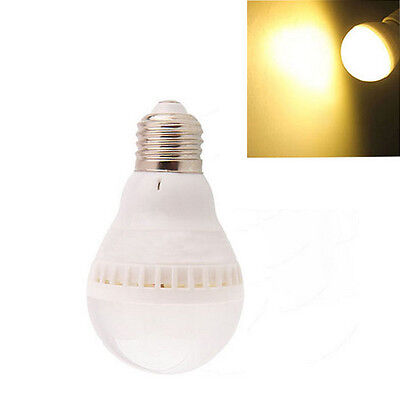 85V-260V 5W E27 SMD 2835 LED Warm  White Bright Lights Bulbs Energy Saving New q on Rummage