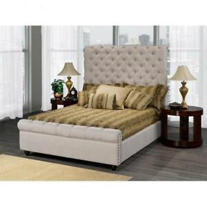 3 PC Queen Bed Frame on Sale (BR31)