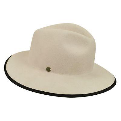 Lite Felt Fedora (Karen Kane Women's Lite Felt Fedora Hat - Choose)