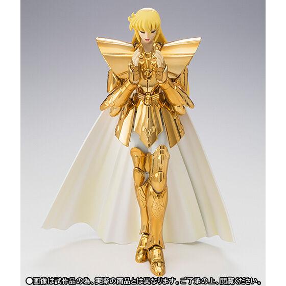 Saint Seiya Myth Cloth EX Virgo Shaka OCE figure Bandai Tamashii Nation 2014