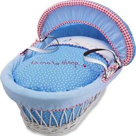 Izziwotnot Petit Henry Moses basket