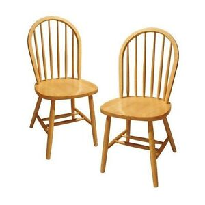 Wanted: Wooden Dining Chairs
