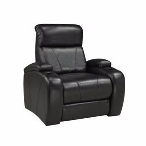 LEATHER RECLINER CHAIRS (ID-185)