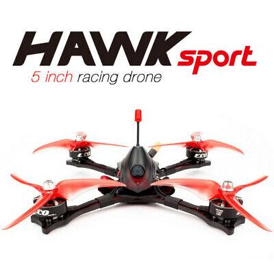 "EMAX Hawk Romp 5"" Inch PNP FPV Racing Drone - 1700KV 6S"