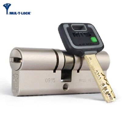 MT5+ Mul-t-lock Cylinder High security 80mm 40+40 mm euro profile best