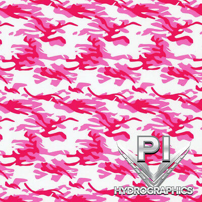 Hydrographic Film Hydro Dipping Water Transfer Printing Military Pink Camo Mc240