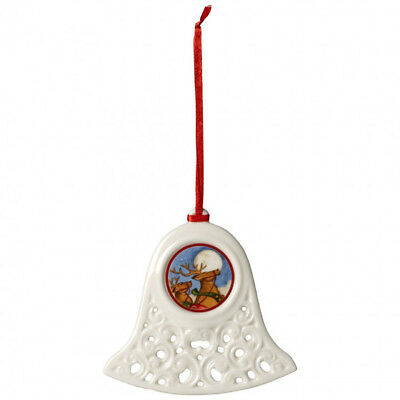 Villeroy + Boch - My Christmas Tree - Glocken Ornament Baumschmuck