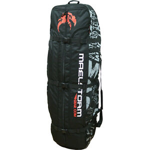 Maelstorm 150cm kitesurfing kite kiteboard gear travel bag golf kiteboarding