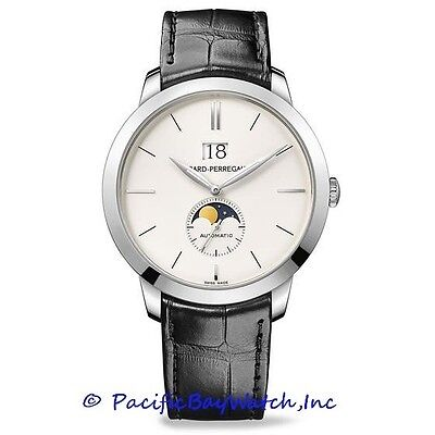 New Girard Perregaux Vintage 1966 Big Date Moonphase Gent's 40mm watch.