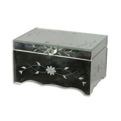 9973771 Caja de Joyería Bote Cristal Arcón Venetianischer Estilo Nuevo