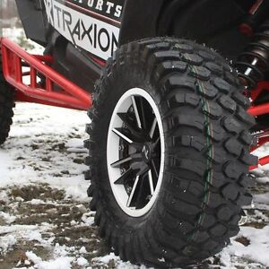 Alpha Tires for Side x Side, Excellent Value!
