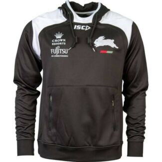 NRL South Sydney Rabbitohs Hoodie - Size LARGE