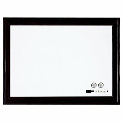 Quartet Quartet Magnetic Dry-erase Board 11 X 17 Black Frame - Home Solutions